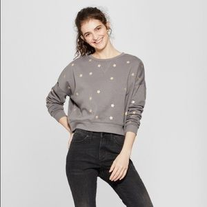 Fifth Sun Gold Star Sweatshirt